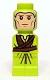 Minifig No: 85863pb114  Name: Microfigure Lord of the Rings Legolas