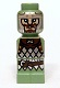 Minifig No: 85863pb115  Name: Microfigure Lord of the Rings Rohan Swordsman