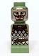 Minifig No: 85863pb115  Name: Microfigure Lord of the Rings Rohan Swordsman