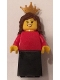 Minifig No: adp001  Name: Löwenstein Queen / Princess