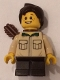 Minifig No: adp003  Name: Löwenstein Archer / Boy