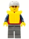 Minifig No: air040  Name: Raft Rider
