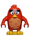 Minifig No: ang003  Name: Red, Worried