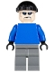 Minifig No: bat012  Name: Mr. Freeze's Henchman