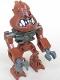 Minifig No: bio010  Name: Bionicle Mini - Piraka Avak