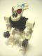 Minifig No: bio014  Name: Bionicle Mini - Barraki Pridak (Black Torso)