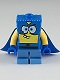 Minifig No: bob025  Name: SpongeBob - Super Hero