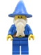 Minifig No: cas019  Name: Dragon Knights - Majisto Wizard, no Cape