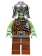 Minifig No: cas359  Name: Fantasy Era - Troll Warrior 1 (Orc)