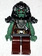 Minifig No: cas398  Name: Fantasy Era - Troll Warrior 6 (Orc)