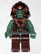 Minifig No: cas399  Name: Fantasy Era - Troll Warrior 7 (Orc)