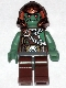 Minifig No: cas400  Name: Fantasy Era - Troll Warrior 8 (Orc)