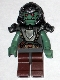 Minifig No: cas401  Name: Fantasy Era - Troll Warrior 9 (Orc)