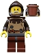 Minifig No: cas409  Name: Fantasy Era - Peasant Male Old