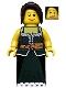 Minifig No: cas412  Name: Fantasy Era - Peasant Female