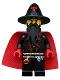 Minifig No: cas534  Name: Castle - Dragon Wizard