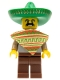 Minifig No: col017  Name: Mariachi / Maraca Man - Minifigure only Entry