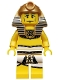 Minifig No: col032  Name: Pharaoh - Minifigure only Entry