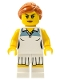 Minifig No: col046  Name: Tennis Player - Minifigure only Entry