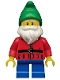 Minifig No: col049  Name: Lawn Gnome - Minifigure only Entry
