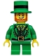 Minifig No: col089  Name: Leprechaun - Minifigure only Entry