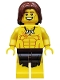 Minifig No: col106  Name: Jungle Boy - Minifigure only Entry