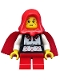 Minifig No: col112  Name: Grandma Visitor - Minifigure only Entry
