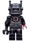 Minifig No: col113  Name: Evil Robot - Minifigure only Entry
