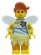 Minifig No: col121  Name: Fairy - Minifigure only Entry