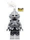 Minifig No: col132  Name: Heroic Knight - Minifigure only Entry