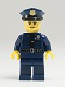 Minifig No: col134  Name: Policeman - Minifigure only Entry