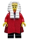 Minifig No: col138  Name: Judge - Minifigure only Entry