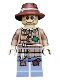 Minifig No: col164  Name: Scarecrow - Minifigure only Entry