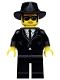 Minifig No: col174  Name: Saxophone Player - Minifigure only Entry