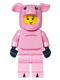 Lot ID: 196992435  Minifig No: col192  Name: Piggy Guy - Minifigure only Entry