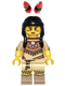 Minifig No: col232  Name: Tribal Woman - Minifigure only Entry