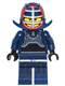 Minifig No: col239  Name: Kendo Fighter - Minifigure only Entry