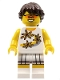Minifig No: col269  Name: Tennis Player