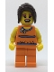 Minifig No: col285  Name: Singer Female