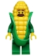 Minifig No: col289  Name: Corn Cob Guy - Minifigure only Entry
