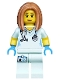 Minifig No: col290  Name: Veterinarian - Minifigure only Entry