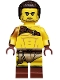 Minifig No: col293  Name: Roman Gladiator - Minifigure only Entry