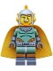 Minifig No: col296  Name: Retro Spaceman - Minifigure only Entry