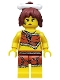 Lot ID: 181747152  Minifig No: col303  Name: Cave Woman - Iconic Cave