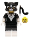 Minifig No: col323  Name: Cat Costume Girl - Minifigure only Entry