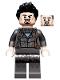 Minifig No: col336  Name: Tony Stark - Hoodie, Silver Camo