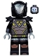 Minifig No: col352  Name: Galactic Bounty Hunter - Minifigure only Entry