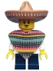 Minifig No: col358  Name: Piñata Boy - Minifigure Only Entry