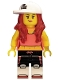 Minifig No: col359  Name: Breakdancer - Minifigure Only Entry