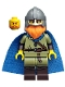Minifig No: col365  Name: Viking - Minifigure Only Entry